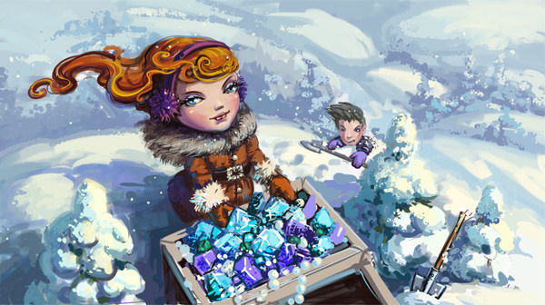 скачать игру зимняя аватария - фото 5