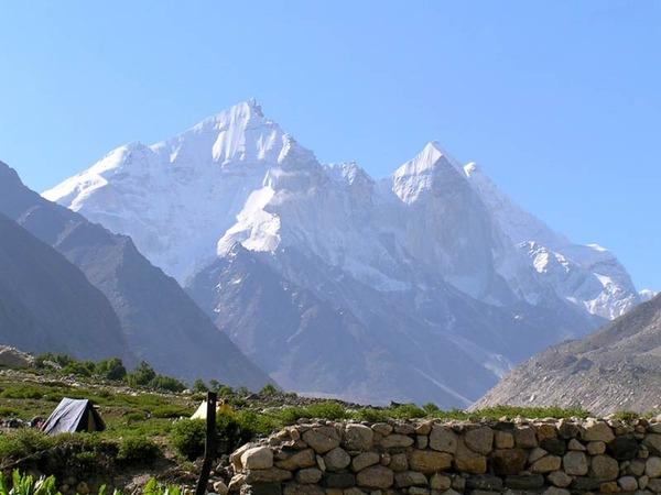гора Бхагиратхи, Индия