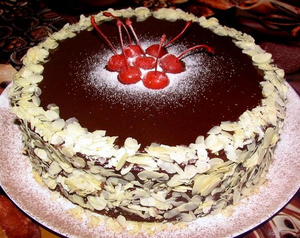 рецепты тортов фото и украшения