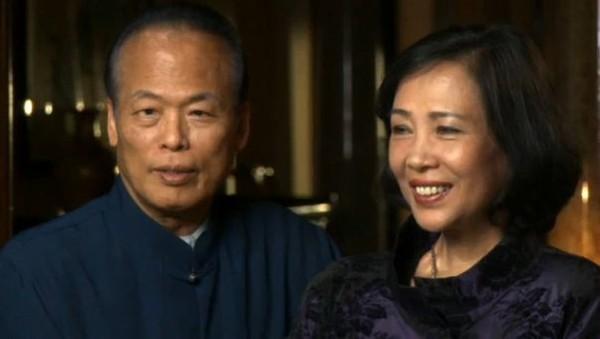 Доктора Тей Фу Чен и Ой Ли н Чен - руководители компании Санрайдер