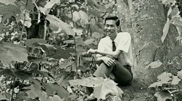 доктор Чен в молодости (Санрайдер)