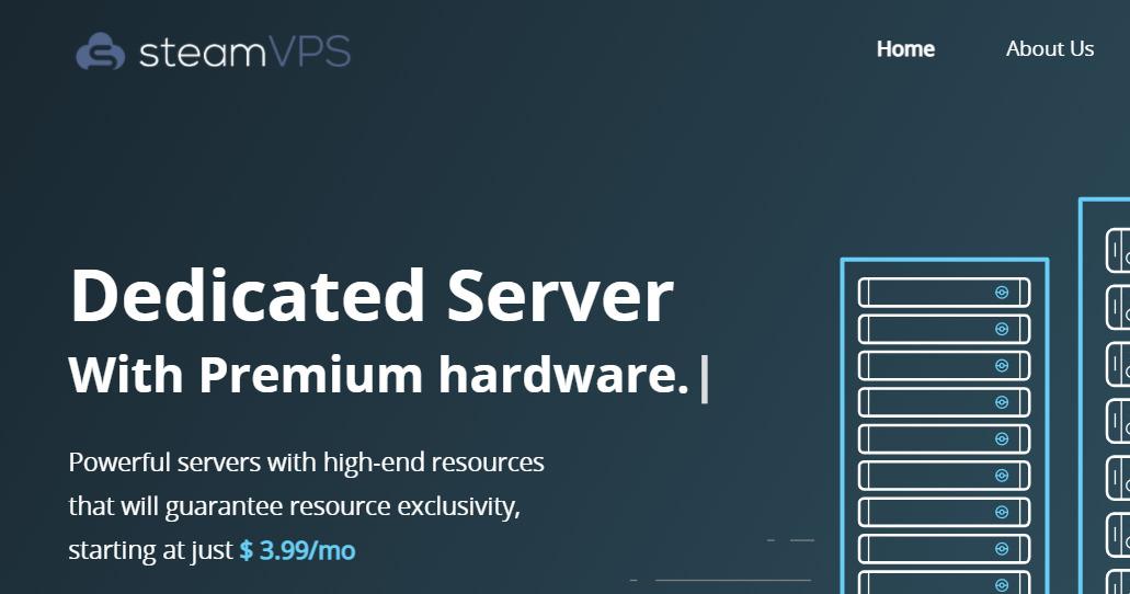 SteamVPS测评 – 1核/1G内存/20G硬盘/不限流量/300M带宽/KVM/罗马尼亚/$3.99/月