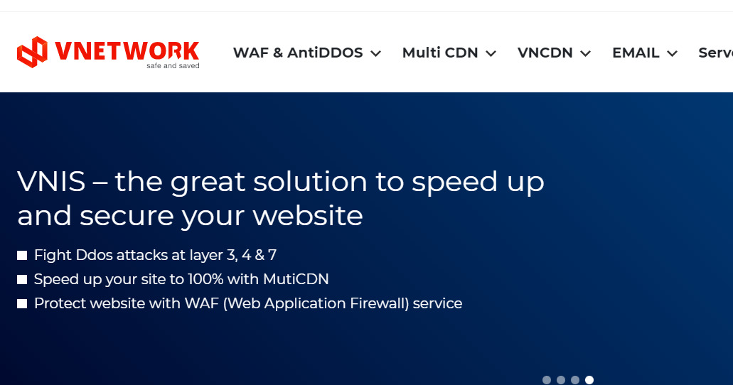 VNETWORK测评 – 1核/1G内存/25G硬盘/不限流量/30M带宽/KVM/越南/341000đ/月
