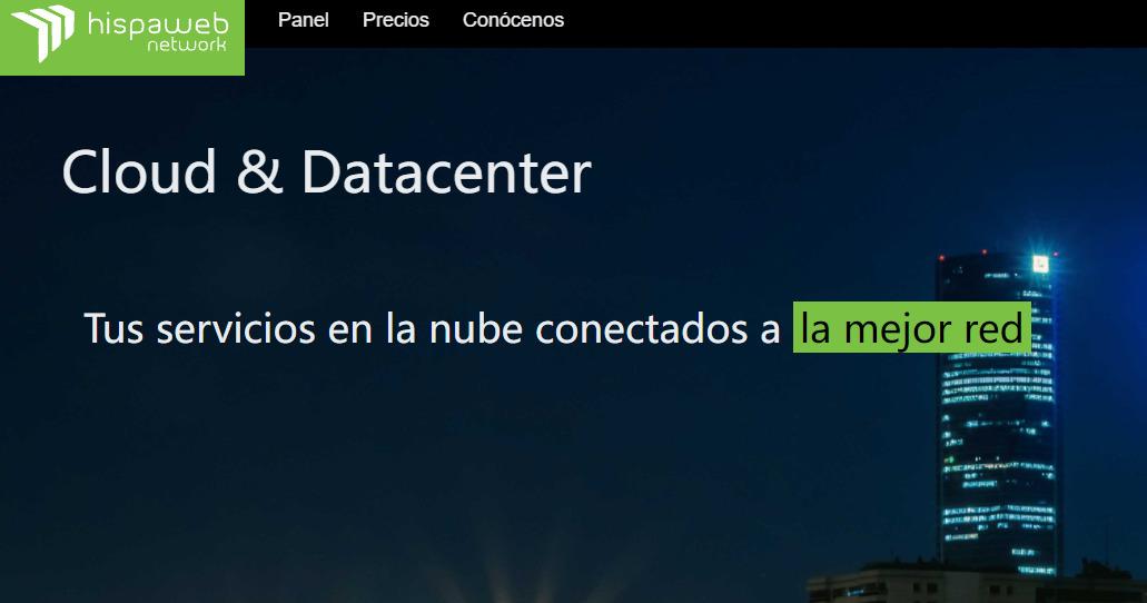 Hispaweb测评 – 1核/1G内存/15G硬盘/不限流量/800M带宽/KVM/西班牙/€3/月