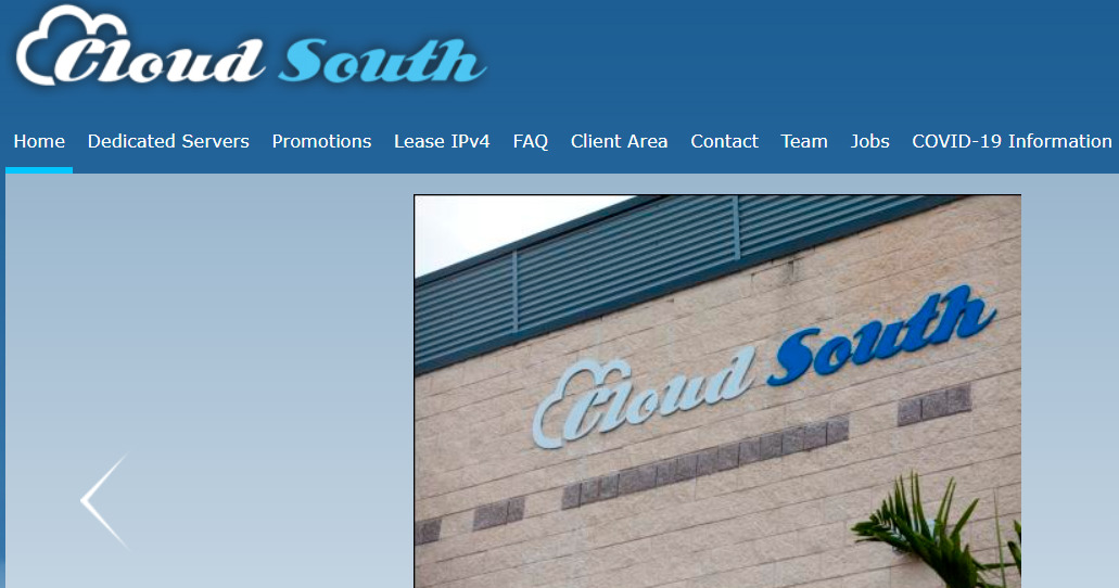 CloudSouth测评:美国独服/双路志强X5670/12核24线程/16GDDR3/240GSSD可加2块HDD/20T流量/1G带宽/佛罗里达/$49.95/月