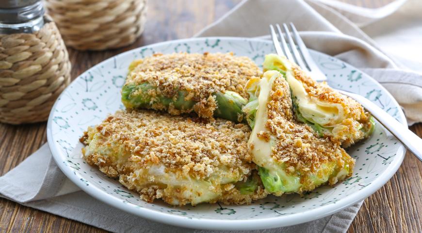Заливной пирог с капустой и сыром на кефире рецепт 21