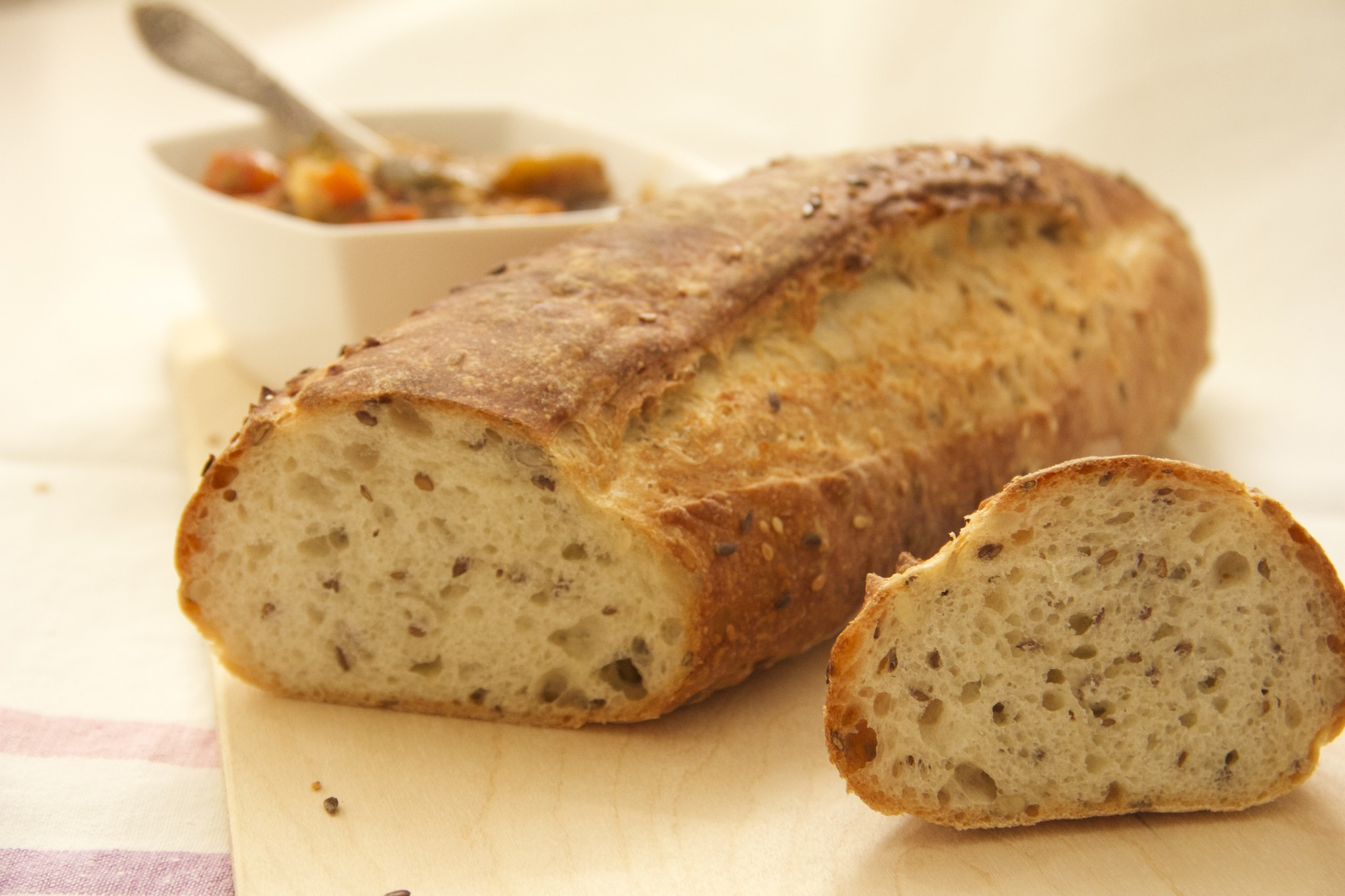 Технология замеса теста на хлеб и рецептура