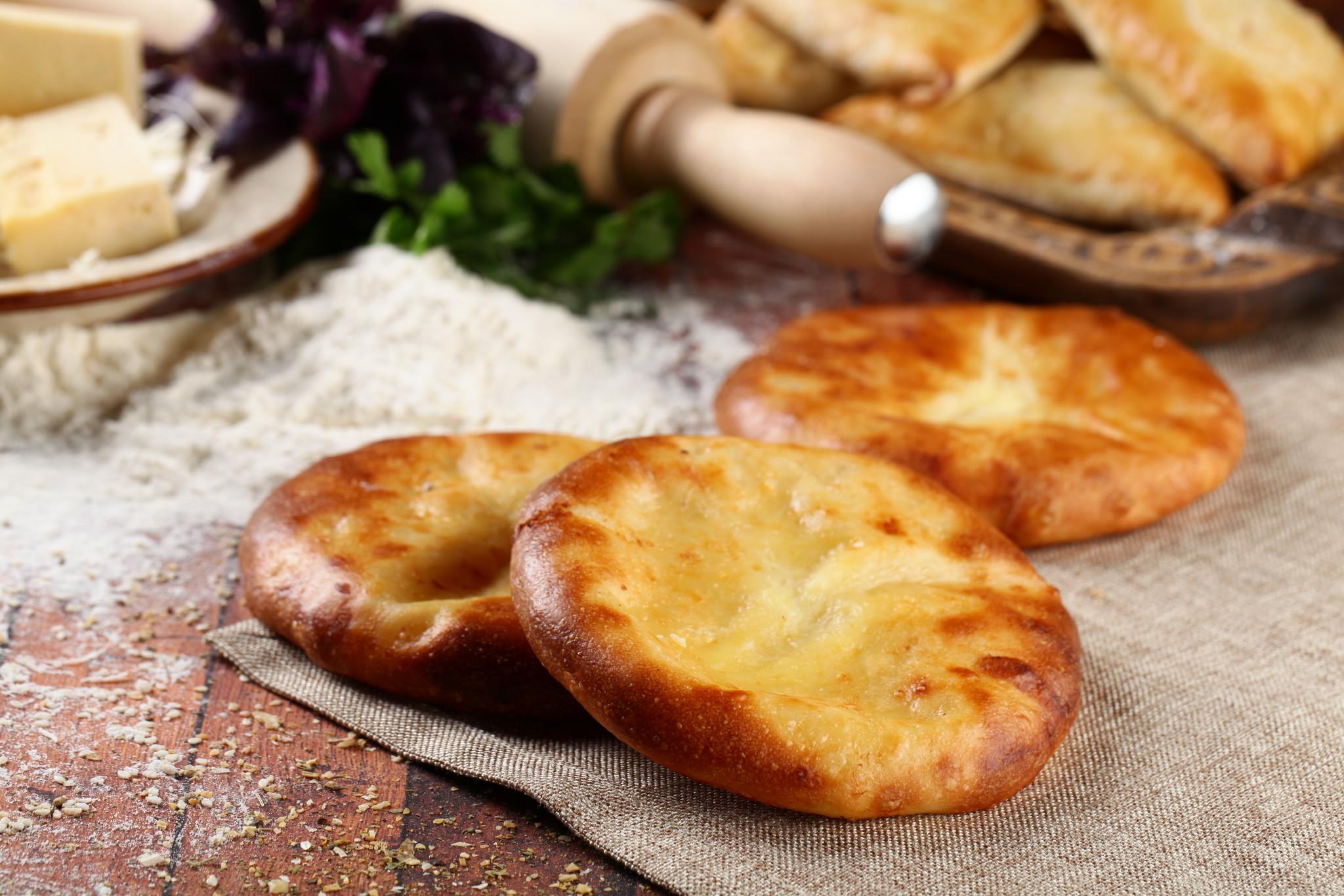 Рецепты блюд кавказской кухни