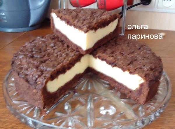 Улыбка негра рецепт торта