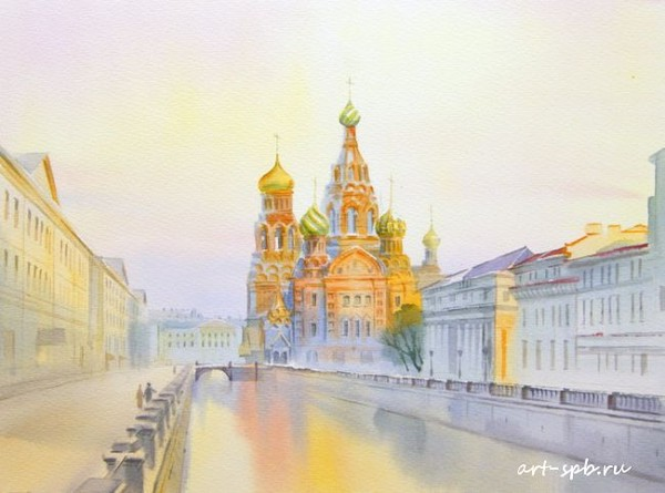 Канал Грибоедова.Белые ночи.