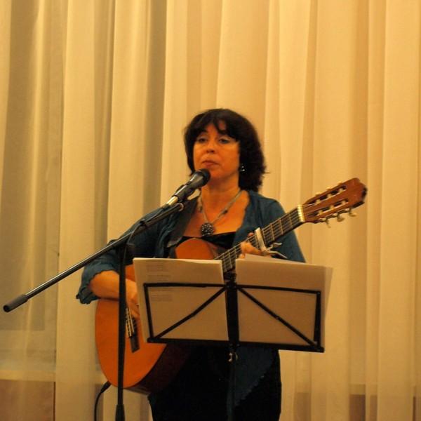 Концерт Стеллы Зубковой в Одессе 23.09.2010