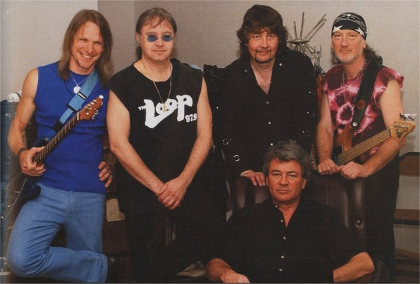 Purplemania. День первый - собственно Deep Purple
