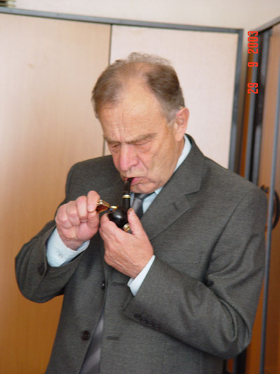 Феликс Трофимович Михайлов