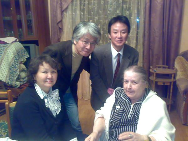 85-летие Гиты Львовны Выгодской