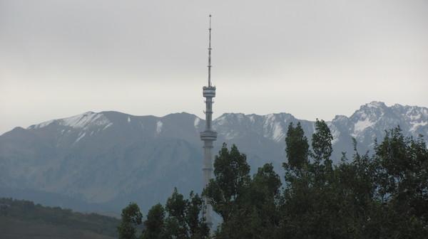 В.К.: Алматы - лучший кусочек Вселенной, чудом занесенный на нашу планету...