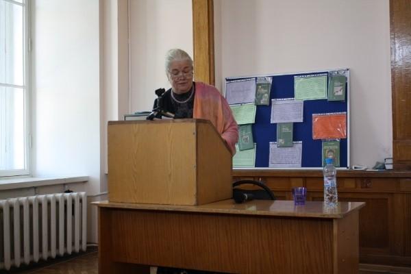 Татьяна Михайловна Савельева