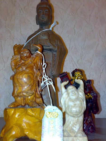 японский бог изобилия Хотей