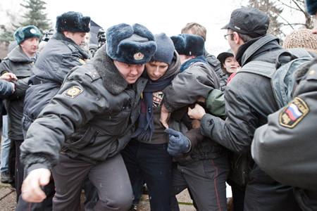 Единая держимордина России, прочь руки от образования и детей!