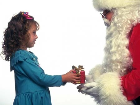 Вера в Деда Мороза
