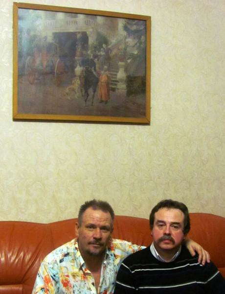 Новорожденные: Сергей Попель