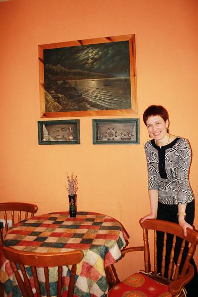 Новорожденные: Ольга Меркулова