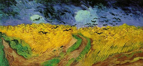 Импрессия экспрессии: 155 лет со дня рождения Винсента Ван Гога