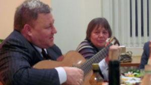 Андрей с гитарой - юбилейный экслюзив