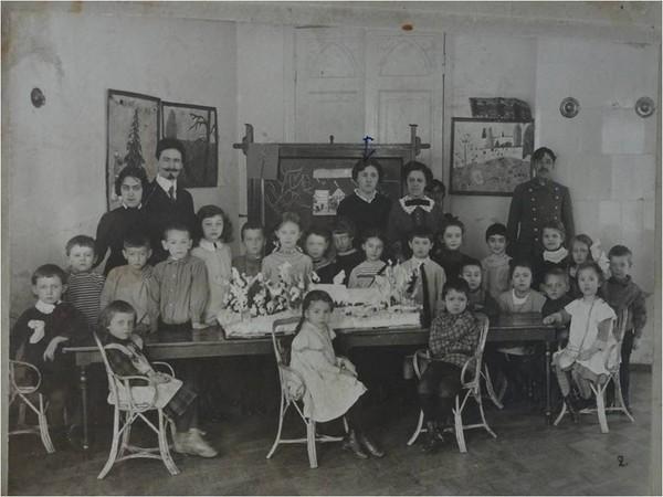 К 150-летию дошкольного образования в России