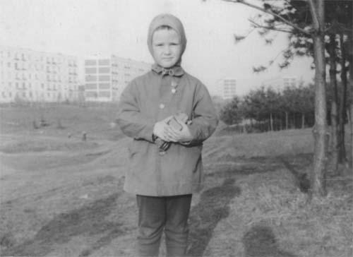 Ул. Новаторов, 202 квартал, 1965 г., детство…