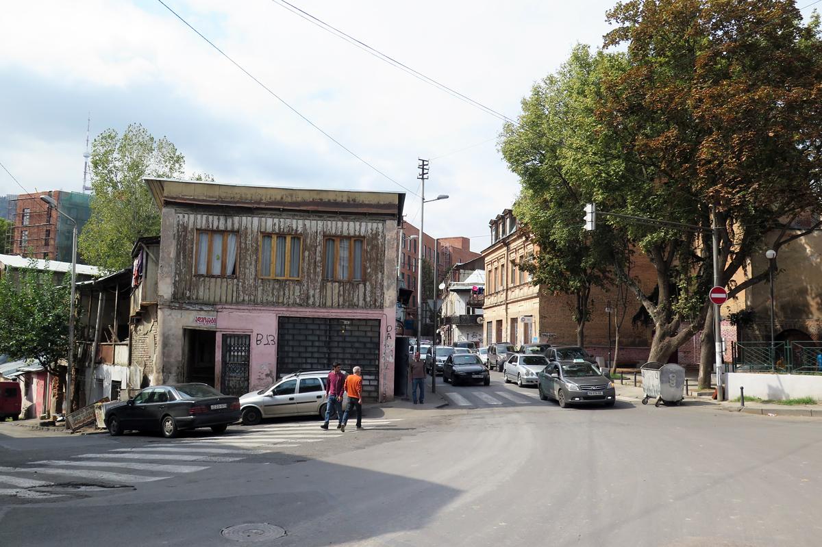 Закоулки Тбилиси