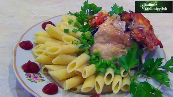 Блюда из курицы для общепита