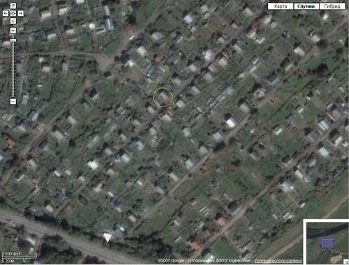 посмотреть карту со спутника в реальном времени - фото 6