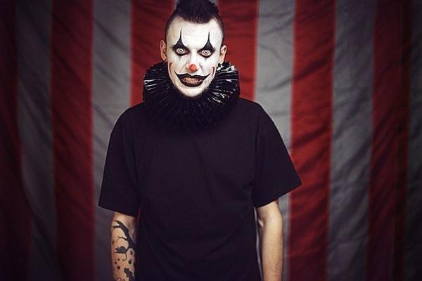 Тони раут картинки клоун